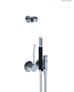 Vola 2171LT9 Mixer Tap with Hand Shower