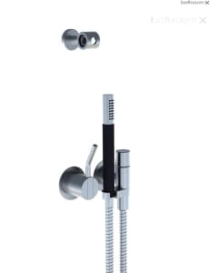 Vola 2171MT9 Mixer Tap with Hand Shower & Rail