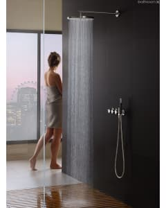 VOLA 5471R-061 Thermostatic Mixer with 060 Shower