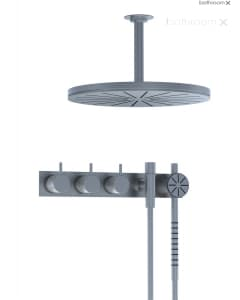 Vola 5475S-061A Thermostatic 080D Shower
