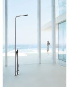 Vola FS3 Freestanding Shower with Mixer